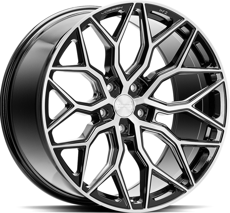 vossen hf2 brushed gloss black web