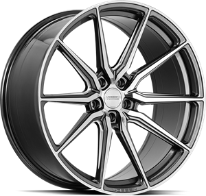 vossen hf3 gloss graphite polished web